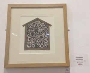 I was very happy to awarded third prize in the Open15 exhibition.