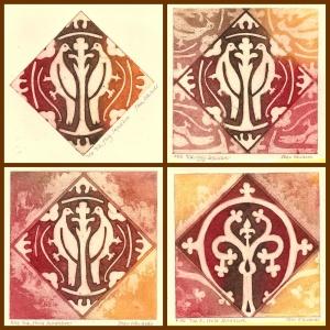 Tiles, Holy Sepulchre