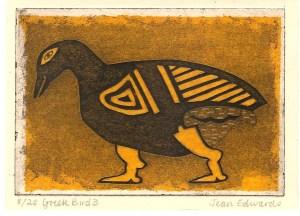 Greek Bird 3