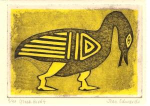 Greek Bird 4