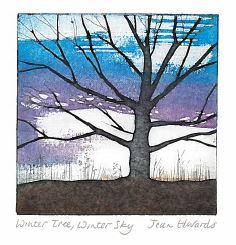Winter Trees, Winter Skies